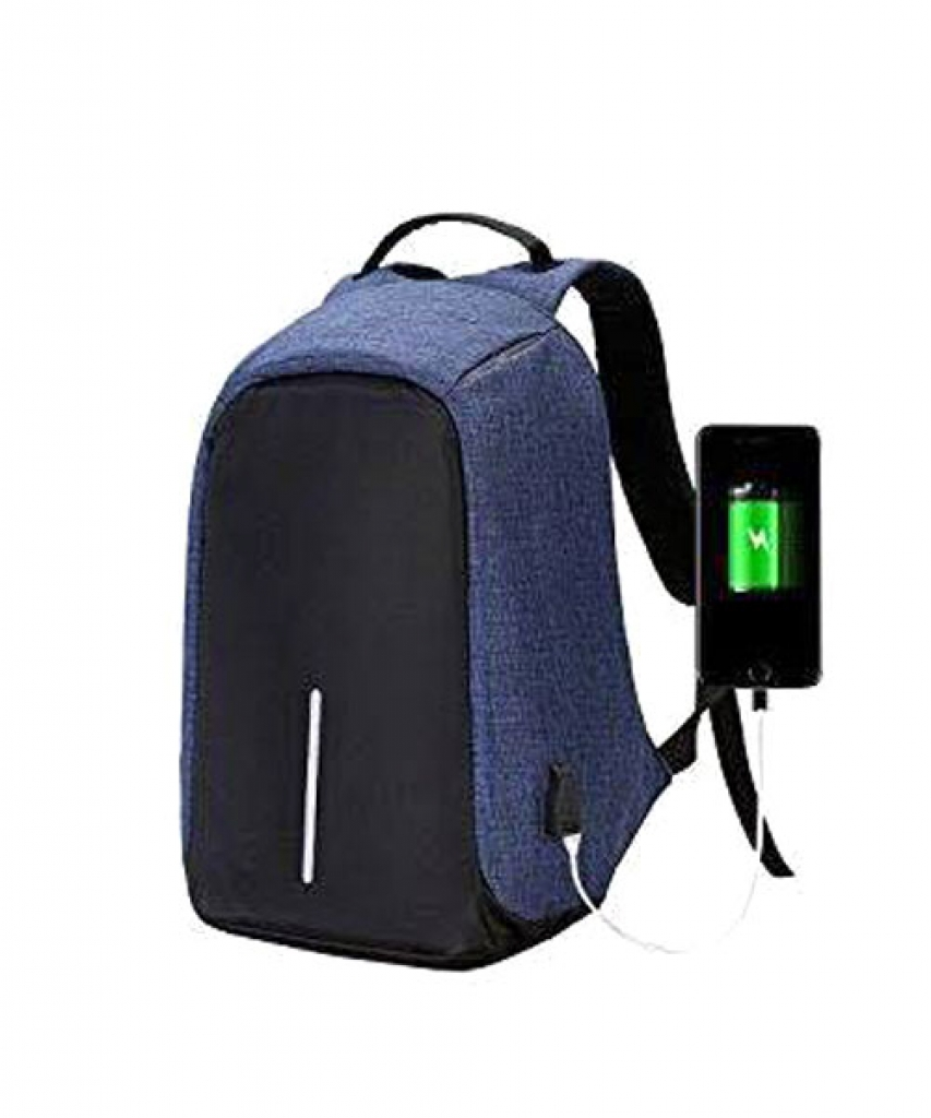 Anti Theft Casual Backpack - 5031