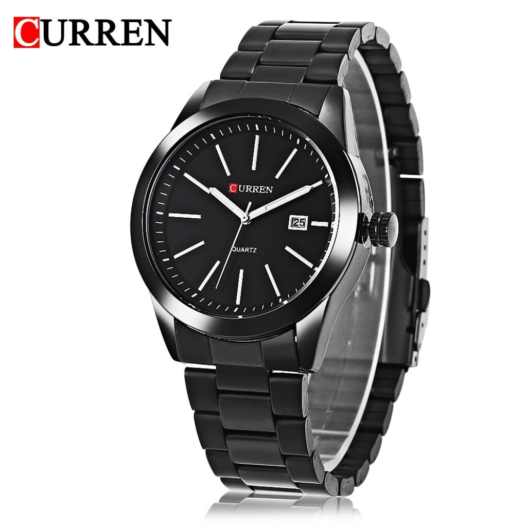 Curren 8091 man Fashion Quartz-watch Casual